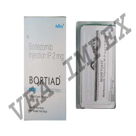 Bortiad Injection(Bortezomib Injection IP 2mg)