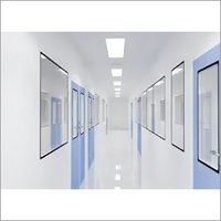 Clean Room Wall And Ceiling Panel