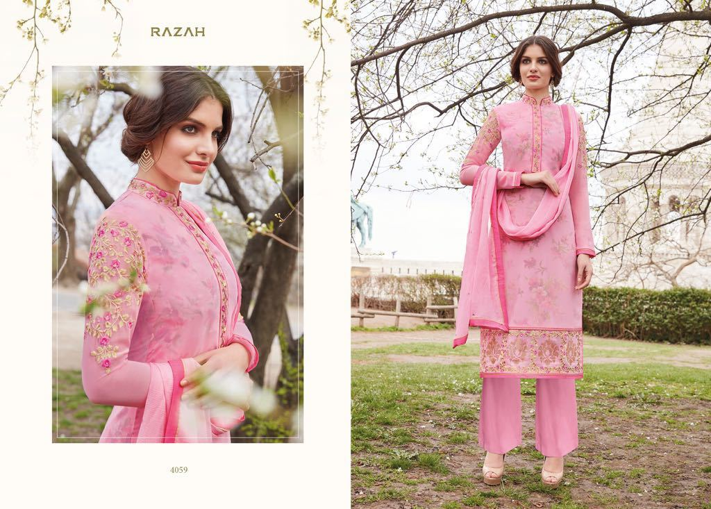 Bollywood Georgette Stylish Suit