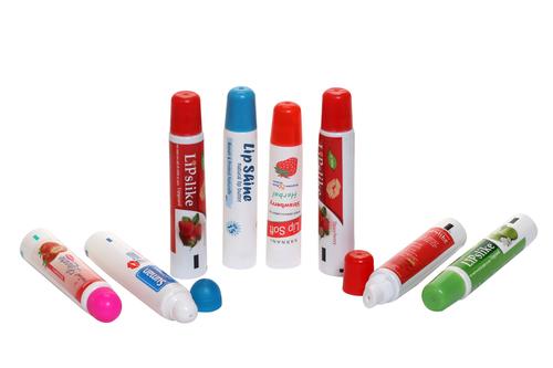 Lip Guard Plastic Tube