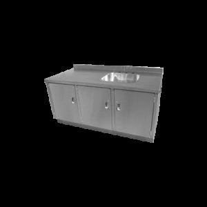 Base Cabinet Integral Sink