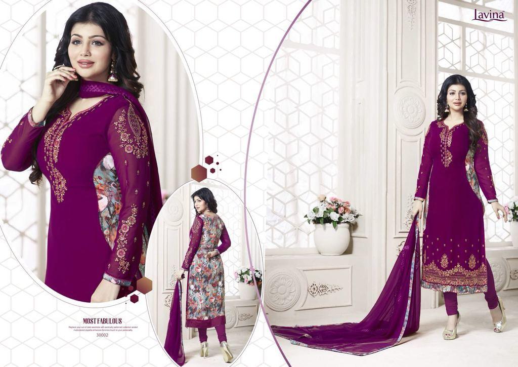 Lavina Designer Suits