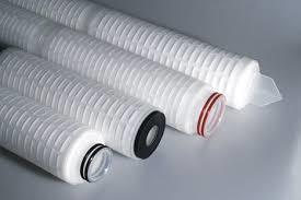 PP PLEATED FILTER CARTRIDGE 10.20.30.40 Inches