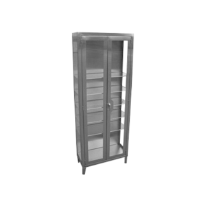 Cleanroom SS Medical Storage Cabinet