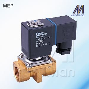 Solenoid Valve ME* series  Model: MEP