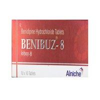 Benibuz 8(Benidipine Hydrochloride Tablets)
