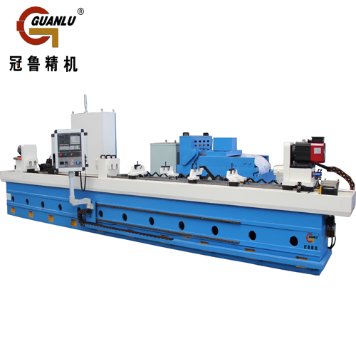 Double spindle  gun drilling machine