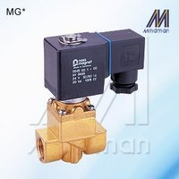 2/2 Way N.C.Small Type Piston Series Solenoid Valve Model: MGA