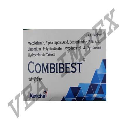 Combibest(Mecobalamin Alpha Lipoic Acid)