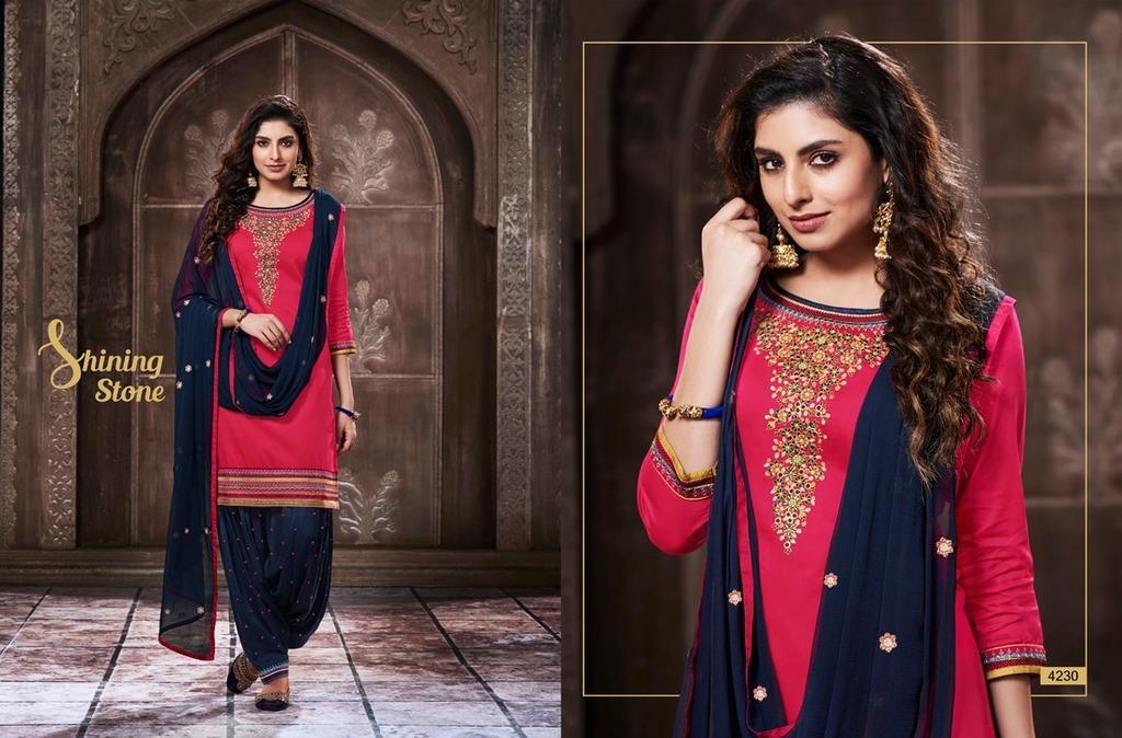 Indian Punjabi Suits