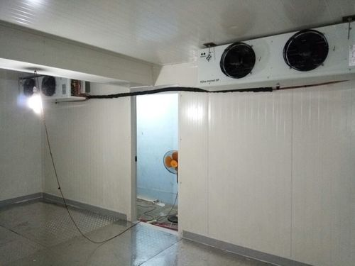 MEAT COLD STORAGE ROOM