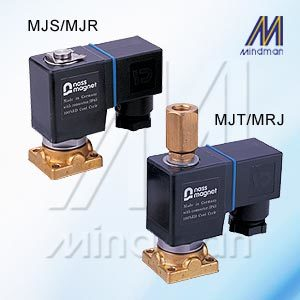 2/2, 3/2 Way Plunger Series Actuator Valve  Model: MJ