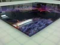 Digital Glass printing