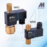 2/2 Way N.O. Plunger Series Solenoid Valve  Model: MRB
