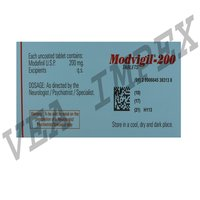 Modvigil 200(Modafinil Tablets)