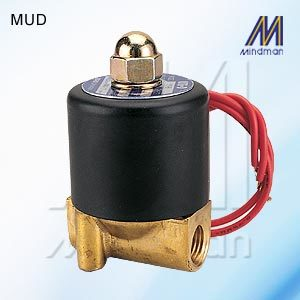 Solenoid Valve MU* Series Model: MUD