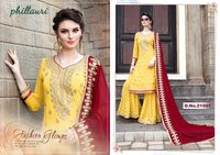 Pakistani Georgette Designer Suits