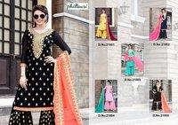 Pakistani Georgette Designer Suits