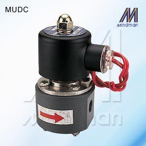 Solenoid Valve MU* Series Model: MUDC