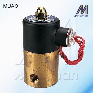 Solenoid Valve MU* Series Model: MUAO