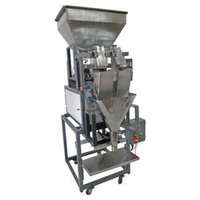 Two Head Pouch Packing Machine