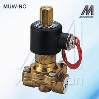 Solenoid Valve MU* Series Model: MUW-NO