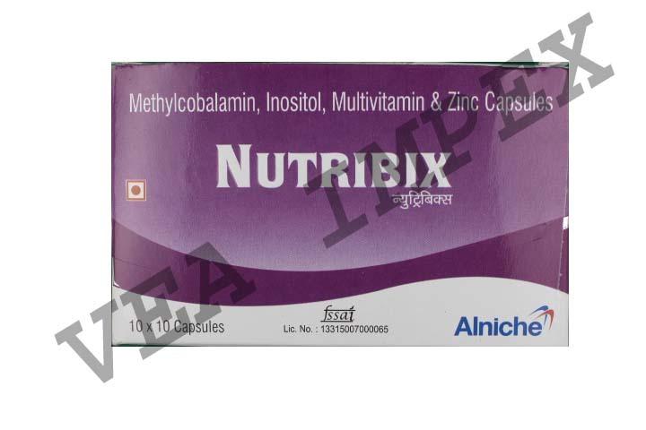 Nutribix(Methylcobalamin Capsules)