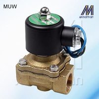 Solenoid Valve MU* Series Model: MUW