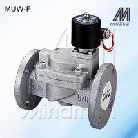 Solenoid Valve MU* Series Model: MUW-F