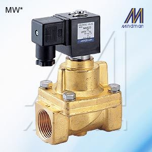 Solenoid Valve MW* Series  Model: MW