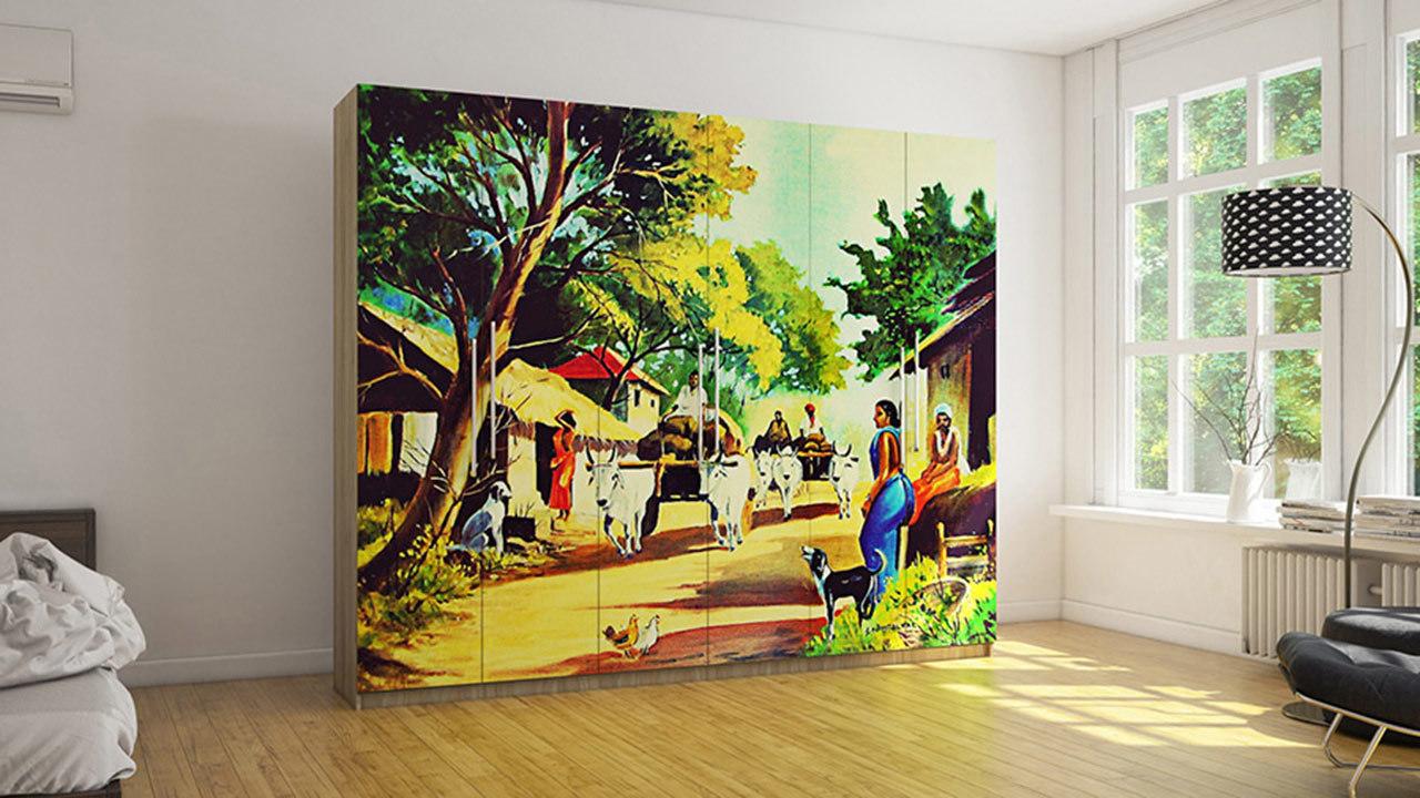 Digital Printed Laminat Sunmica