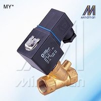 2/2 Way N.C. Y Type Piston Series Solenoid Valve Model: MY