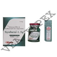 Synbeta( Amoxycillin & Sulbactam Injection)
