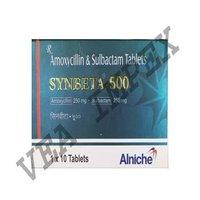 Synbeta 500(Amoxycillin & Sulbactam Tablets)
