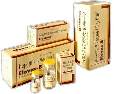 Elovac Hepatitis B vaccine