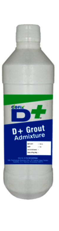Grout Admixture