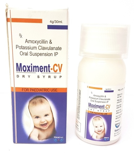 AMOXYCILLIN  CLAVUNATE   DRY SYRUP