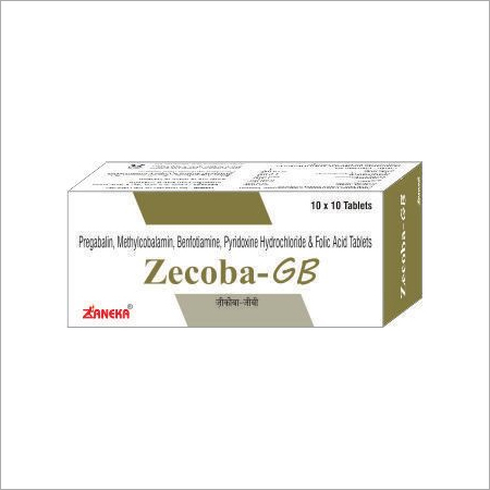 Zecoba GB tablets