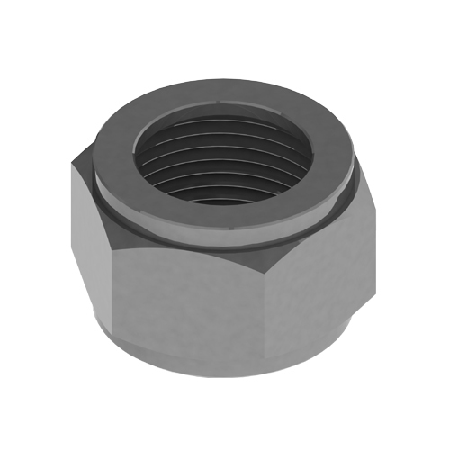Stainless Steel Hex Beer Nut