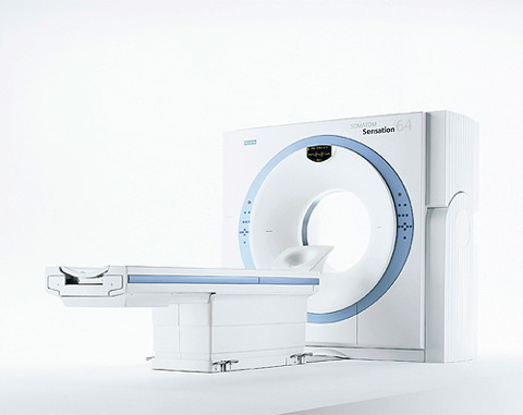 Siemens CT Scan Machine