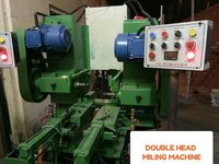Double Head Milling Machine