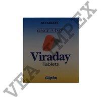 Viraday(Efavirenz)