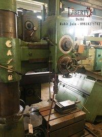 Caser Radial Drill Machine