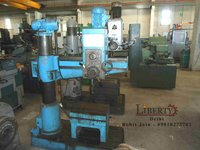 Bergonzi Radial Drilling Machine