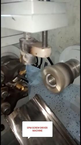 SPM Screw Driver Machine