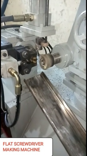 Screw Driver Making machine
