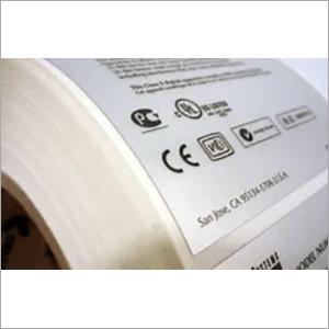 Foil Label