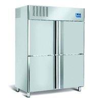 S.S. Vertical Freezer (Blue Star)