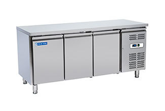 S.S. Under Counter Freezer (Blue Star)