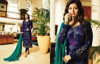 Ladies Designer Stitched Suits